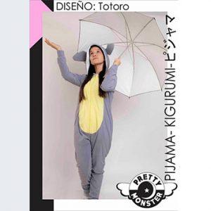 Pijama Totoro